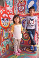 20161231-1025_D810_4837 (3m3m) Tags: 台中 彩虹眷村 壁畫