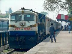 Kathgodam Shatabdi Led By TKD WDP-4D #40026 :- Indian Railways !!! (Anubhav_Kashyap) Tags: 40026 tkd tughlakabad wdp4d 12040 ndls kgm shatabdiexpress fatesttrain irfca indianrailways iri railroad railways indianrailfanclubassociation northeasternrailways ner railfanning anubhavkashyap trainspotting transport travellingphotography worldwidetrains trainwatcher tokenexchange epic rare ladyassistantlocopilot incredible incredibleindia photography highqualityphoto emd electromotivediesel dlw diesellocomotiveworks diesel locomotive