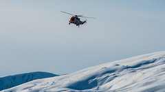 _DSC6359 (Tromsø Airport) Tags: fly helikopter luftfart luftfartã¸y redningstjeneste sar seaking