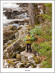 Lesser Spotted Rock Photographer (flatfoot471) Tags: 2016 dunkeld holiday landscape moira normal people perthkinross perthshire riverbraan scotland spring thehermitage unitedkingdom gbr