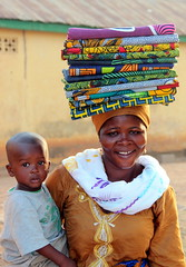 Mother And Son (Alan1954) Tags: mother woman son two ghana africa holiday 2012 platinumheartaward
