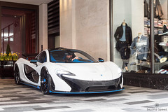 Special Operations (Beyond Speed) Tags: mclaren p1 mso supercar supercars car cars carspotting nikon v8 hybrid hypercar white carbon blue london