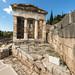 Delphi, The Sacred Way, VII – The Athenians Treasury.