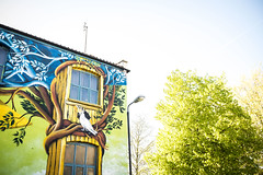 All Hallows Road (pixelhut) Tags: bristol uk england southwest city urban bs5 streetart grafitti easton igerslovebs5 igersbristol