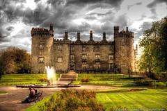 Kilkenny Castle (Marty Cooke) Tags: irishcastles irishhistory irishcastle leinster kilkenny cokilkenny medievalireland nikond600 castles normanireland outdoor outside