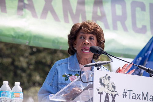 Representative Maxine Waters by majunznk, on Flickr