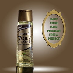 Emami Hair Oil (AM_DB) Tags: productphotography productshoot productphotographystudio hairoil homestudio strobist strobistwork speedlights speedlites nikond40 nikon nikonspeedlight incompletestrobistinfo removedfromstrobistpool seerule2