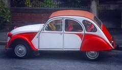 A modern classic (Nige H (Thanks for 8m views)) Tags: car 2cv dechevaux citroen citroen2cv french classic modernclassic