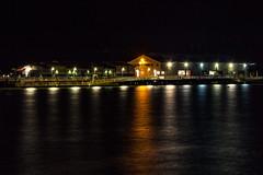 Stokes Hill Wharf (betadecay2000) Tags: beta darwin waterfront precinct tropen tropisch lifestyle style nacht night northern territory australia australien architektur stadt gebäude skyline austral aussie nuit nite australie dunkel langzeitbelichtung darik black himmel