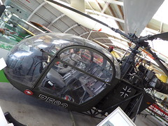 Sud Aviation S.A.315 Alouette II (thomaslion1208) Tags: hubschrauber helicopter heli