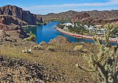Buckskin Mountain 2 (Dave Bezaire) Tags: label~ rating3~ csouthwest slandscape vorig parker arizona unitedstatesofamerica