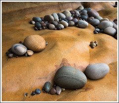 Clasach Cobbles #2 (mistymornings99) Tags: rock clasachcove moray coast pebbles rocks