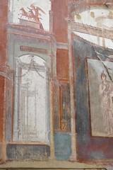 007 College (Hall) of the Augustals, Sacellum, Herculaneum (10) (tobeytravels) Tags: herculaneum collegeoftheaugustals hall