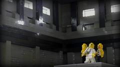 Prison Life (Brick Police) Tags: lego prison prisonbreak legos minifigures