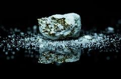 Shatters 38: Dolomit mit Pyrit (Joachim Pöllmann - JPhoto) Tags: dolomit dolomite pyrit pyrite sugar zuckrig trümmer shatters joachimpöllmann jphoto murr germany badenwürttemberg mineral gem edelstein