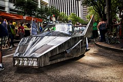 Space car IMG_5607-1 (matwith1Tphotography) Tags: matwith1t canon eos70d 70d 24105mm automobile car artcarparade outdoors