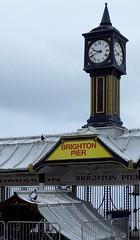Brighton Pier (Chris J. Dickinson) Tags: brightonhove brighton brightonpier palacepier