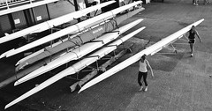 The Fast Set [In Explore 29 April 2017] (hurlham) Tags: rowing marlow