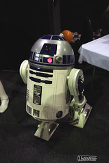 R2-D2 (smellerbee) Tags: newzealand anime nerd comics toys media geek manga culture auckland nz convention scifi armageddon collectables cartoons 2012 asbshowgrounds
