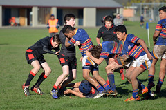 20130525 U14 STC v St Bedes 049 (STCsport) Tags: school christchurch rugby canterbury stc stthomas stbedes u14 2013