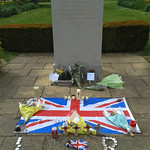 Lee Rigby Memorial, Welwyn Garden City thumbnail