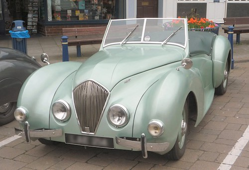 healey westland roadster 1949 by DeFacto Creative Commons