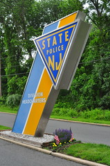 New Jersey State Police Headquarters (Triborough) Tags: newjersey nj mercercounty statepolice newjerseystatepolice westtrenton njsp