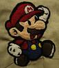 It's me, Mario (Mera Passante) Tags: moda ponto bordado atrás máriobros cânhamo