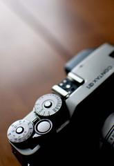 Mmmmmmm (nzcarl) Tags: film rangefinder contax g1 filmcamera contaxg1