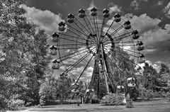 THE Ferris Wheel (Neil W2011) Tags: abandoned nikon ukraine ferriswheel d7000 nikon1685mm pripryat