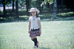 SAKURAKO - What a day for a picnic! (MIKI Yoshihito. (#mikiyoshihito)) Tags: japan sapporo picnic hokkaido daughter sakurako 娘 ピクニック 平岡公園 さくらこ 櫻子 サクラコ 4歳8ヶ月