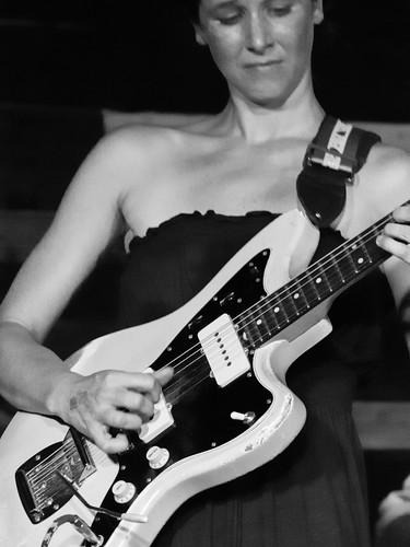Lauren Gurgiolo - lead guitar