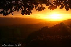 Shropshire Sunset (gmj49) Tags: sunset shropshire sony upperstanbatch gmj a350 wentnor vigilantphotographersunite vpu2 vpu3 vpu4 vpu5 vpu6 vpu7