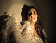 Looking for me?? (Daniel VC) Tags: studio daniel illumination burlesque valverde