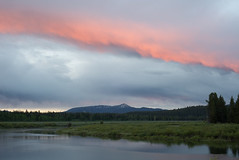 Grand Teton/Yellowstone (Greg Maurerphotos) Tags: reflection sunrise grandtetonnationalpark oxbowbend