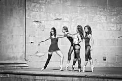 Central Park Ballet Dancers, NYC (dekard72) Tags: park new york nyc newyorkcity ballet nikon dancers manhattan central d7000