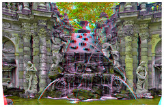 Nymphenbrunnen at the Zwinger of Dresden DRi-3D ::: Anaglyph Stereoscopy (Stereotron) Tags: architecture radio canon germany eos dresden zwinger stereoscopic stereophoto stereophotography 3d europe raw control saxony kitlens twin anaglyph stereo sachsen stereoview remote spatial 1855mm baroque altstadt hdr redgreen 3dglasses hdri transmitter denkmal stereoscopy synch anaglyphic optimized in threedimensional stereo3d cr2 stereophotograph anabuilder synchron königlich redcyan 3rddimension 3dimage tonemapping barocke 3dphoto 550d nymphenbrunnen stereophotomaker 3dstereo 3dpicture quietearth anaglyph3d yongnuo stereotron