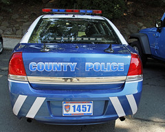 Westchester County Car 1457 - 2013 Chevrolet Caprice - Rear View - 072913 2 (ses7) Tags: county new york public safety department westchester of
