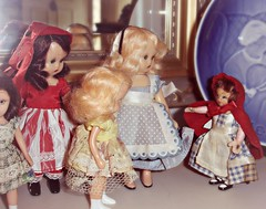 Intros (Ayla160 >^..^<) Tags: red face vintage town wire eyes doll little sleep alice small wrapped riding lee nancy tiny ann hood cloth wonderland storybook leena littlesister bendy poseable