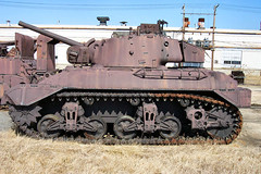 "M7 Light Tank (3) • <a style=""font-size:0.8em;"" href=""http://www.flickr.com/photos/81723459@N04/9402651750/"" target=""_blank"">View on Flickr</a>"