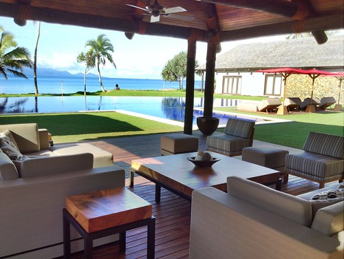 Villa Takali - Fiji - Outdoor Living