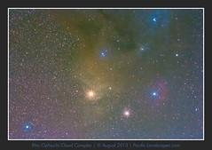 Rho Ophiuchi Cloud Complex (Pacific Landscapes) Tags: california cloud color night stars desert space resort nebula rv deepspace darksky milkyway palmcanyon borregosprings rhoophiochi