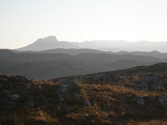 Quinag from Baddidarach