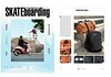 TransWorld SKATEboarding | September 2013 | Bixby duffle & Basin backpack