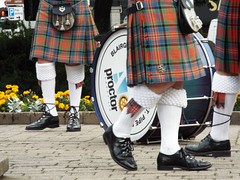 Blairgowrie & Rattray Pipe Band (Gilmore House Bed & Breakfast Blairgowrie Scotland) Tags: perthshire bagpipes blairgowrie pipeband