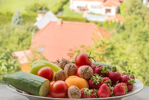 Vegetable and fruits by hypotekyfidler.cz, on Flickr