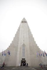 Hallgrimskirkja (erikaflugge) Tags: architecture iceland europe hallgrimskirkja reykjavik fullframe canonef1740mmf4lusm 6d canon1740mml canon6d canonfullframe