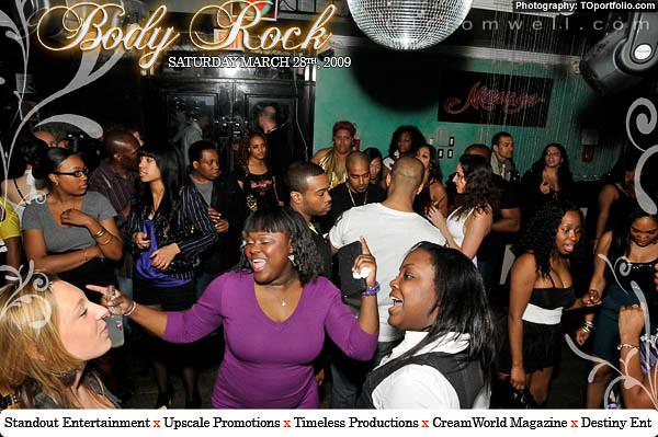 Body Rock II