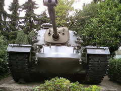 "M48 Patton (1) • <a style=""font-size:0.8em;"" href=""http://www.flickr.com/photos/81723459@N04/9666349000/"" target=""_blank"">View on Flickr</a>"