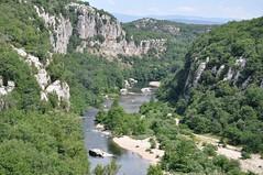 Canoë - Gorges de Chassezac